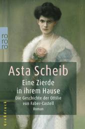 Eine Zierde in ihrem Hause, Großdruck Cover