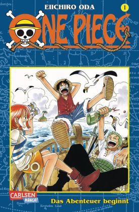 Oda, Eiichiro: One Piece