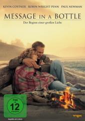 Message in a Bottle, 1 DVD; Weit wie das Meer, 1 DVD, dtsch. u. engl. Version Cover