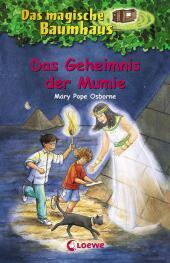 Das magische Baumhaus - Das Geheimnis der Mumie Cover