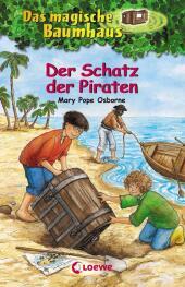 Das magische Baumhaus - Der Schatz der Piraten Cover