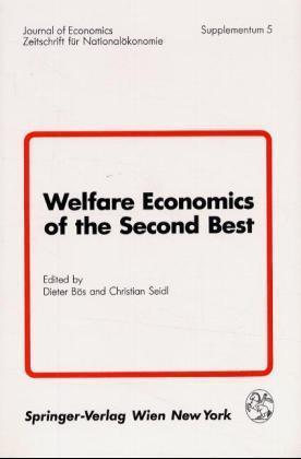 Welfare Economics of the Second Best