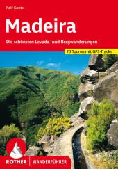 Rother Wanderführer Madeira Cover