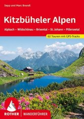Rother Wanderführer Kitzbüheler Alpen Cover