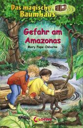 Gefahr am Amazonas Cover
