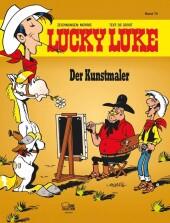 Lucky Luke - Der Kunstmaler Cover