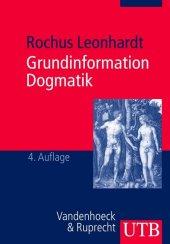 Grundinformation Dogmatik Cover