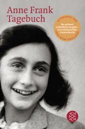 Anne Frank Tagebuch Cover