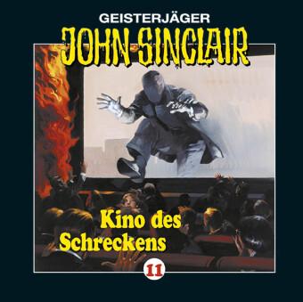 Geisterjäger John Sinclair - Kino des Schreckens, 1 Audio-CD