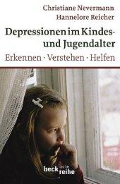 Depressionen im Kindes- und Jugendalter Cover