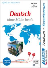 Lehrbuch, m. 4 Audio-CDs