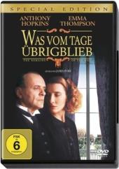Was vom Tage übrigblieb, 1 DVD