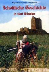 Schottische Geschichte, 5 Bde. Cover