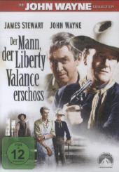 Der Mann, der Liberty Valance erschoß, 1 DVD, mehrsprach. Version