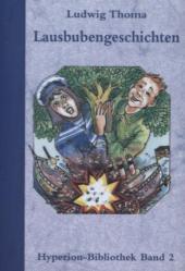 Lausbubengeschichten Cover