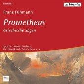 Prometheus, 5 Audio-CDs Cover