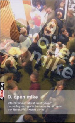 9. open mike