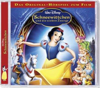 Schneewittchen und die Sieben Zwerge, 1 Audio-CD