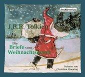 Die Briefe vom Weihnachtsmann, 1 Audio-CD Cover