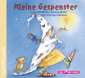 Kleine Gespenster, 1 Audio-CD Cover
