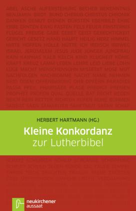 Kleine Konkordanz zur Lutherbibel