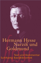 Narziß und Goldmund Cover