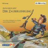 Der Zauberlehrling, 1 Audio-CD Cover