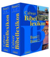 Calwer Bibellexikon, 2 Bde. Cover