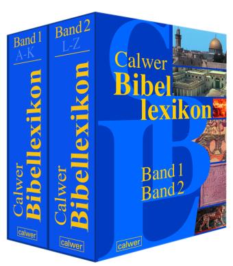 Calwer Bibellexikon, 2 Bde.