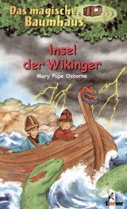 Cover des Mediums: Das magische Baumhaus Insel der Wikinger