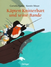 Käpten Knitterbart und seine Bande Cover