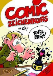 Kim Comic-Zeichenkurs Cover