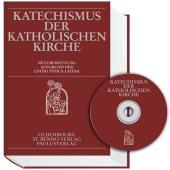 Katechismus der Katholischen Kirche, Neuübers., m. CD-ROM