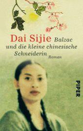 Balzac und die kleine chinesische Schneiderin Cover