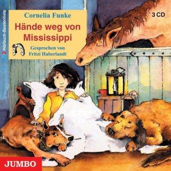 Hände weg von Mississippi, 3 Audio-CDs