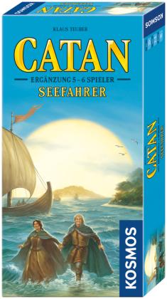 Catan - Seefahrer-Erweiterung (Spiel-Zubehör)