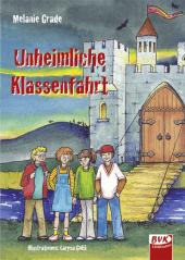 Unheimliche Klassenfahrt Cover