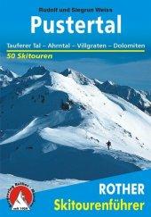 Rother Skitourenführer Pustertal Cover
