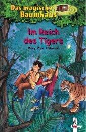 Das magische Baumhaus - Im Reich des Tigers Cover