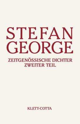 Sämtliche Werke in 18 Bänden, Band 16. Zeitgenössische Dichter. Zweiter Teil (Sämtliche Werke in achtzehn Bänden, Bd. ?)