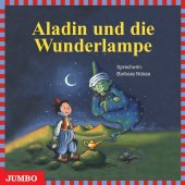 Aladin und die Wunderlampe, 1 Audio-CD Cover