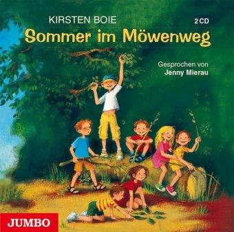 Sommer im Möwenweg, 2 Audio-CDs