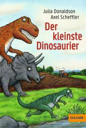 Der kleinste Dinosaurier Cover
