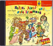 Helau, Alaaf und gute Stimmung, 1 Audio-CD Cover