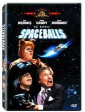 Spaceballs, 1 DVD Cover