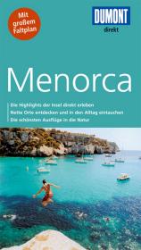 Dumont direkt Menorca Cover
