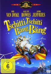 Tschitti Tschitti Bäng Bäng, 1 DVD, deutsche u. englische Version