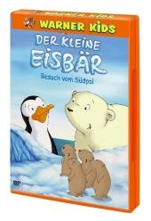 Der kleine Eisbär, Besuch vom Südpol Cover