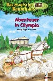 Das magische Baumhaus - Abenteuer in Olympia Cover
