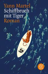 Schiffbruch mit Tiger Cover